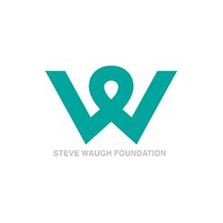 Steve Waugh Foundation logo